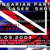 2003.09.13.  CLUB ONEILL`S - LONDON (UK)